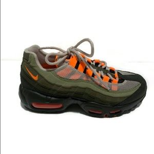Nike Air Max 95 Orange Grey OG Women's